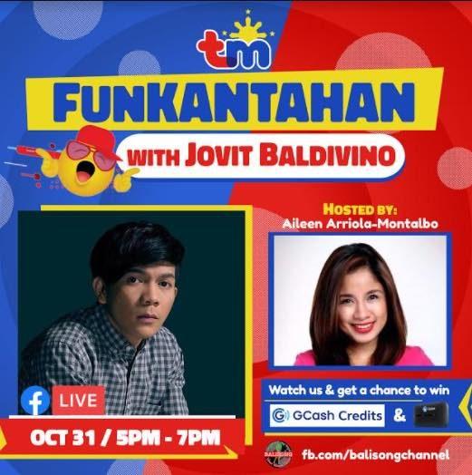 FunKantahan with Jovit Baldivino - Mobile Plus Inc.