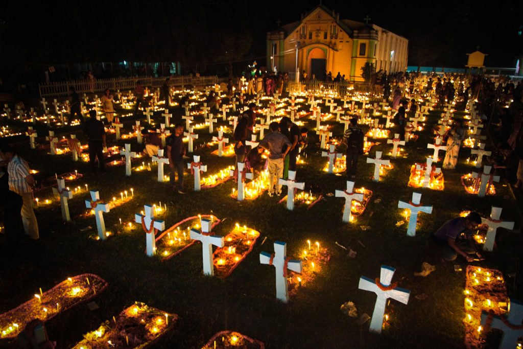 November 01, 2021 - All Saints Day