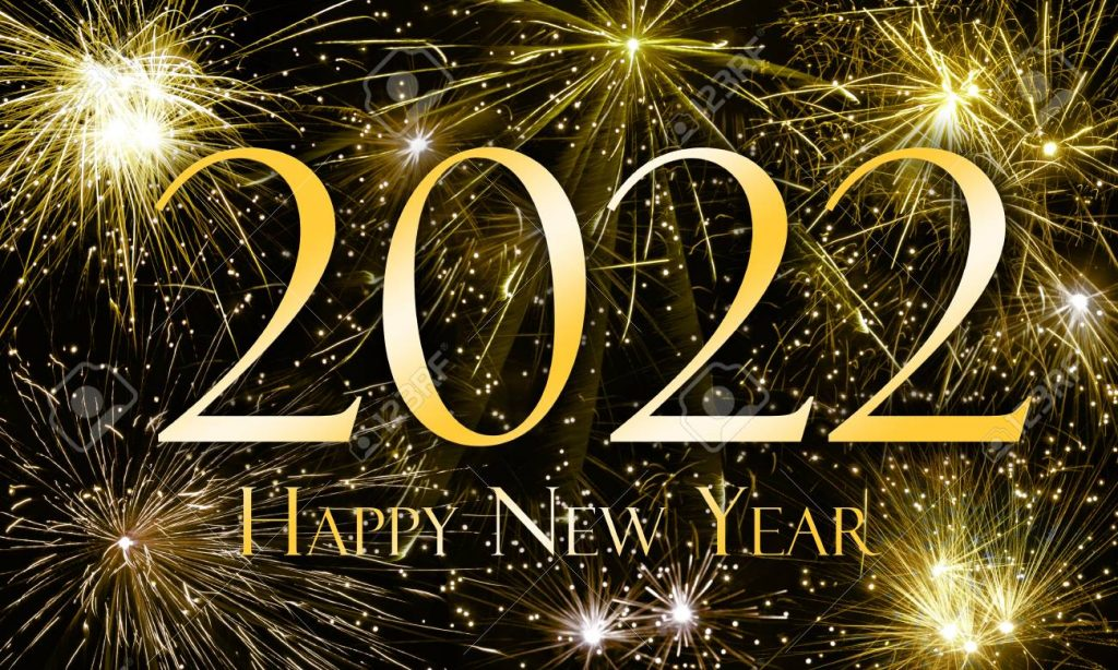 December 31, 2021 - New Year's Eve