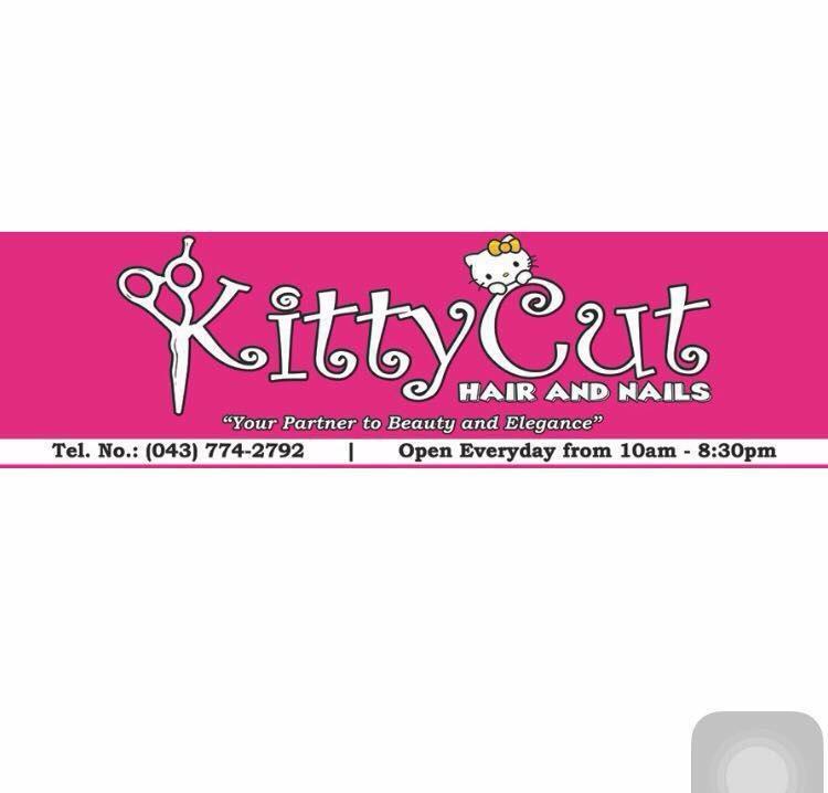 Kitty Cut Hair and Nails Logo