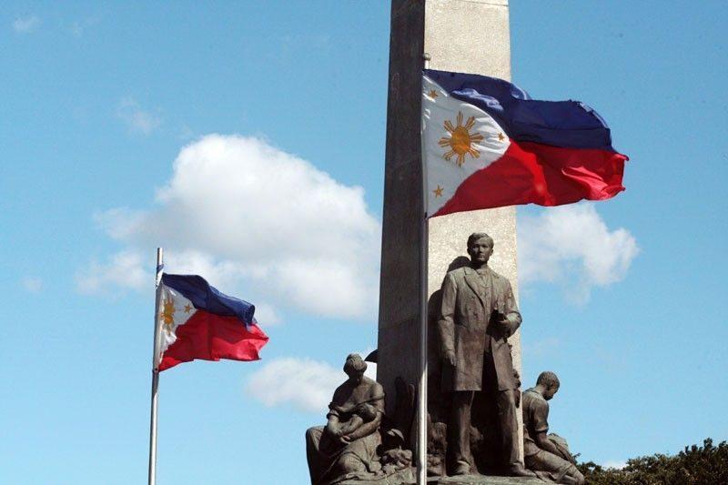 December 30, 2021 - Rizal Day