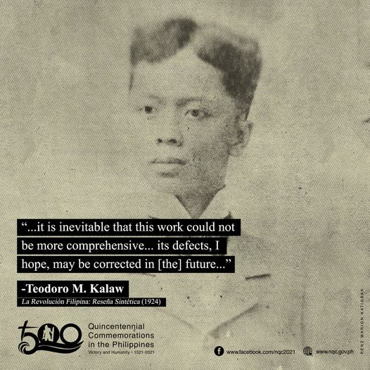 December 05, 2020 Teodoro Kalaw 80th Death Anniversary Commemoration