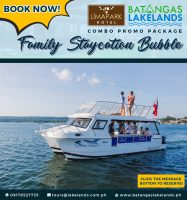 Level Up Your Vacation with FAMILY STAYCATION BUBBLE