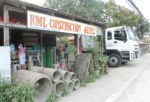 RML Construction Supply at Antipolo Del Sur, Lipa City