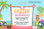 LUAU Easter Egg Hunt