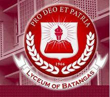 Lyceum of Batangas (now known as Lyceum of the Philippines Batangas