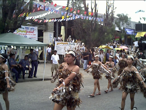 Sinuam festival photo San Jose, Batangas