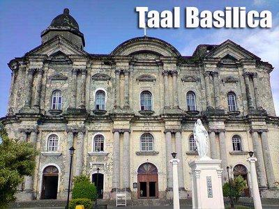 St. Martin de Tours Basilica, Taal Batangas, Wow Batangas
