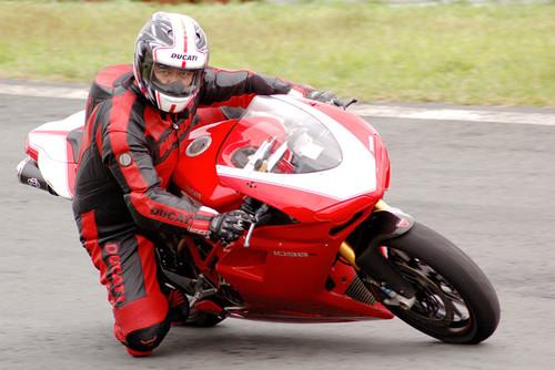 toti alberto at batangas racing circuit by woodie jose