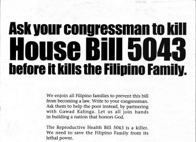 rh bill a b Republic of the philippines house of house bill no 5043 (in substitution to hb nos 17, 812 b reproductive health goes beyond a demographic target.