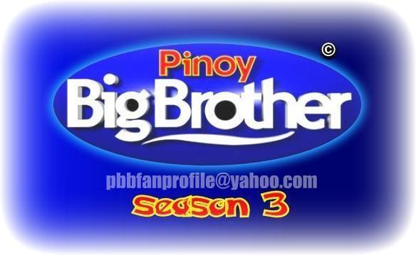 pinoy big brother season three logo