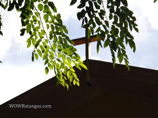 divino amor chapel, redemptorist lipa