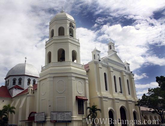 basilica de immaculada concepcion batangas city
