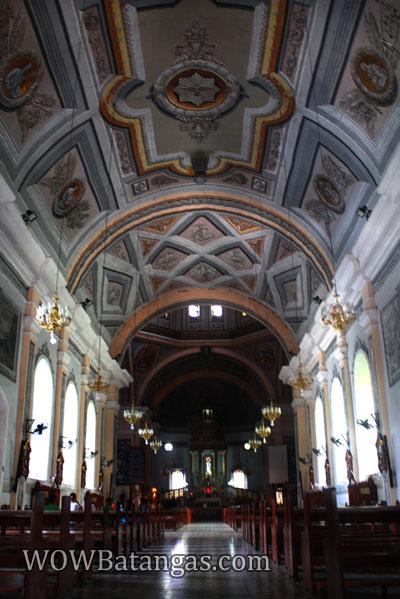 inside-basilica-batangas-city