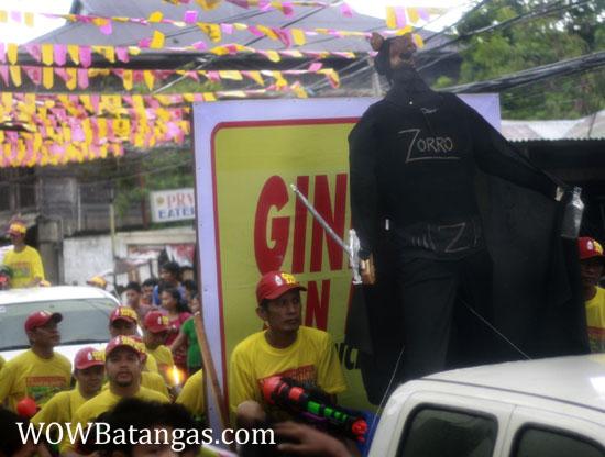 zorro-lechon in balayan batangas