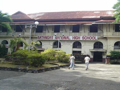 batangas national high school