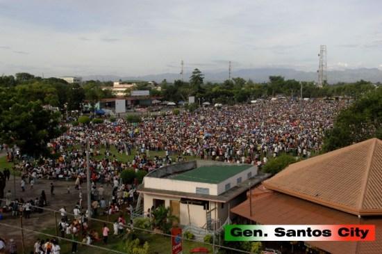 INC Anniversary at General Santos