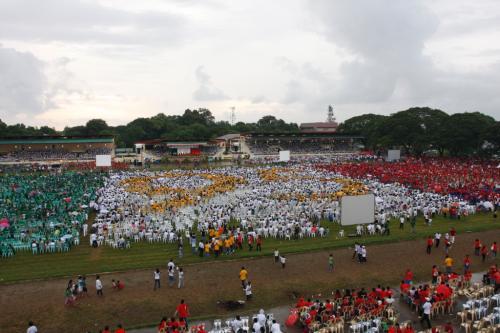 INC Anniversary at Ilocos Sur