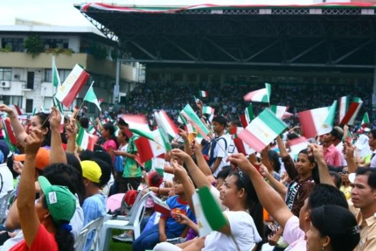 The Iglesia ni Cristo 95th Anniversary