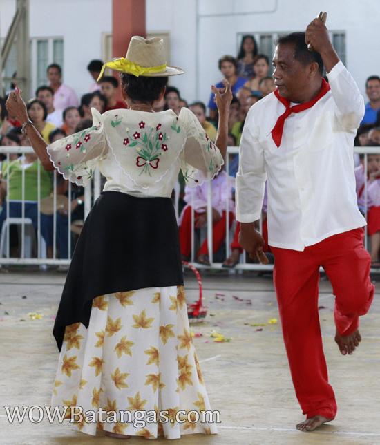 manunubli sublian festival 2009, batangas city philippines