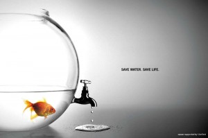 save water save lives