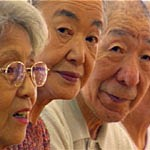 elderly retirees