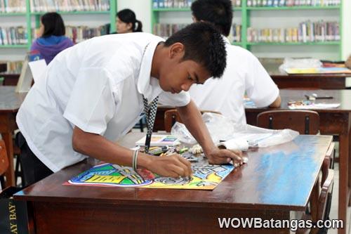 Karibok ang Tuktok 2009 by UP Batangan and WOWBatangas - Poster Making Contest