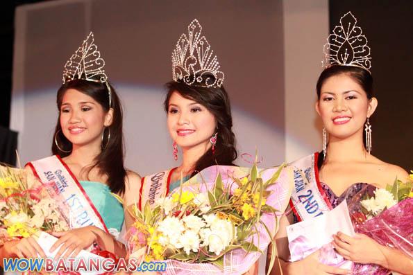 Bb. San Juan Winners