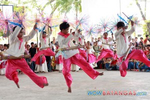 LAMBAYOK Festival, San Juan, Batangas Folk Dance Competition for Elementary and  Street Dancing for High School