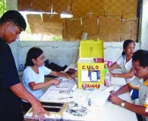 philippine election system