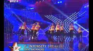 D' Intensity Breakers from Lipa City Intensified the Competition in PGT Season 4
