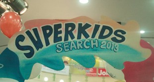 The Search for SUPERKIDS 2013 at Robinson's Place Lipa