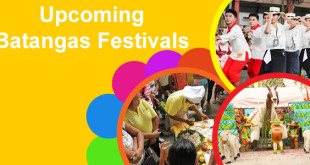 Upcoming Batangas Festival (July – August)