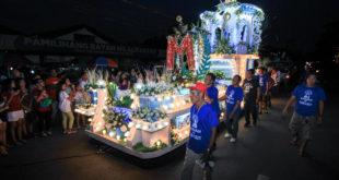 May Flower Tapusan Festival ng Alitagtag, Batangas at iba pang bayan ng Batangas