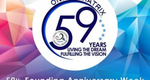ONE MEDIATRIX : 59th Founding Anniversary Celebration