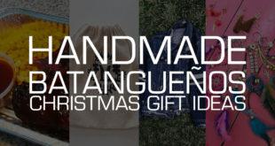 Handmade Batangueños Christmas Gift Ideas