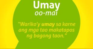 Diksyunaryong Batangueño Ep 28 – Umay