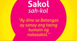 Diksyunaryong Batangueño Ep 30 – Sakol