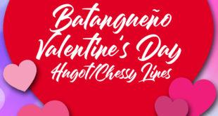 Batangenyo Valentine's Day Hugot/Chessy Lines