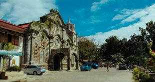 Simbahan ng San Juan Nepomuceno sa Brgy Poblacion, San Juan, Batangas
