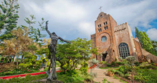 Caleruega Church sa Nasugbu, Batangas