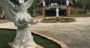 St Lorenzo Ruiz Parish at Taysan, Batangas