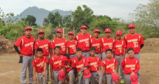 2018 Little League Baseball Philippine Series Luzon sa Brgy Natatas, Tanauan