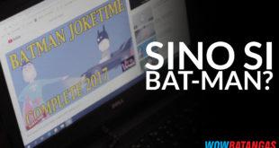 Sino si Bat-Man (Batangas Man)?