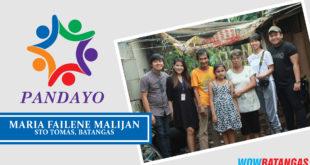 Pandayo Episode 1 : Maria Failene Malijan | Batangas Blind Singer ng Sto Tomas, Batangas