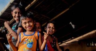 Eksena sa dalampasigan ng Brgy Wawa, Nasugbu, Batangas