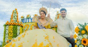 Lipa City Town Fiesta 2019 Grand Parade