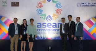Asean Convergence – Secondary School Summit Day 1