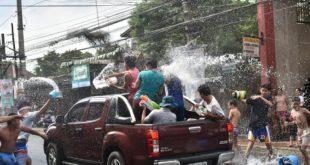 Buling-buling : Ang tradisyon ng basaan sa Batangas