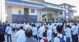 Pasinaya ng Bagong Municipal Building ng Munisipalidad ng San Jose, Batangas